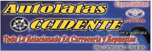 amortiguador delantero toyota terios 2002-2007 gabriel