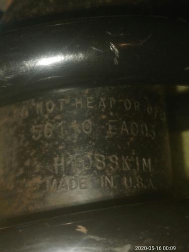 amortiguador delanteros nissan pathfinder 2005 al 2012