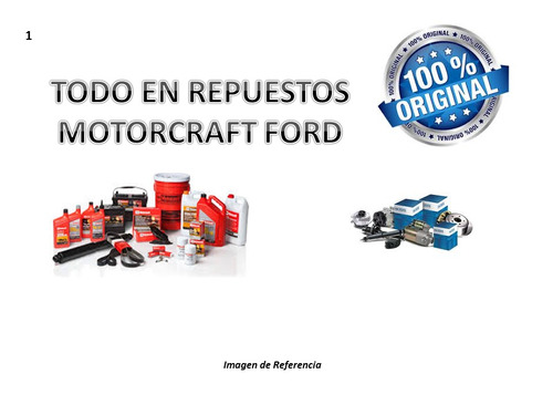 amortiguador ford motorcraft delantero lh ecosport
