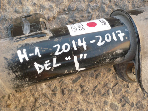 amortiguador h1 2016 del chofer usado  - lea descripción
