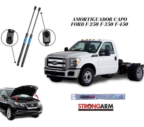 amortiguador o gato de capo  ford f-350 450 550 super duty