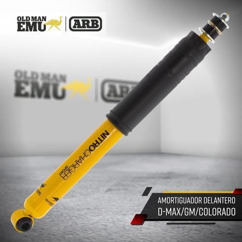 amortiguador old man emu delantero (2) d-max/gm/colorado