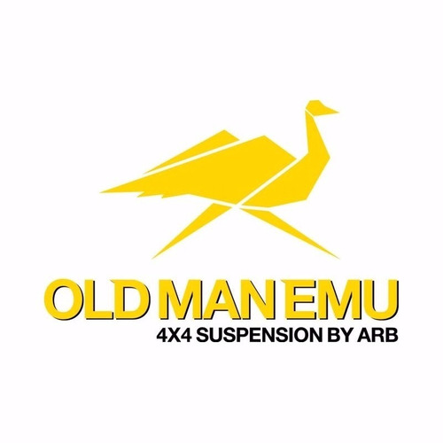 amortiguador trasero 2 pulgadas (par) machito old man emu