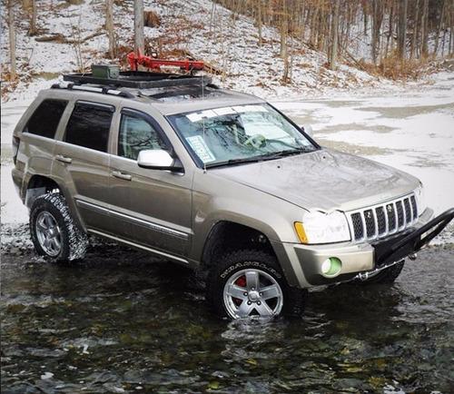 amortiguador trasero old man emu jeep grand cherokee wk