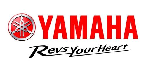amortiguador trasero original p/ yamaha ybr 125 z yuhmak