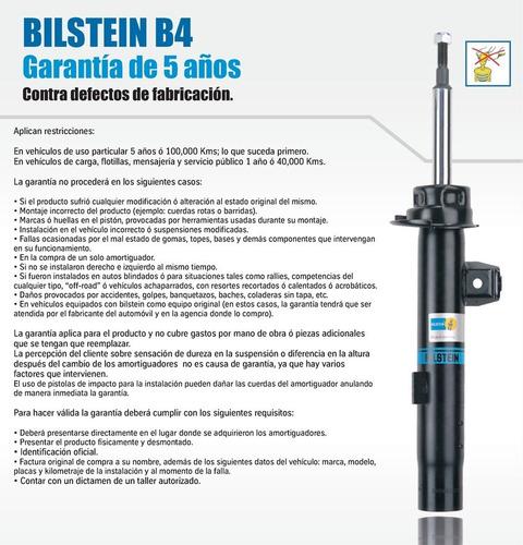 amortiguadores b4 mitsubishi l200 4x4 2.5 2008/2015