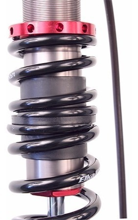 amortiguadores de suspensión delanteros stage 4 banshee elka