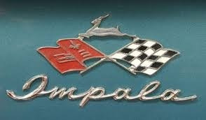 amortiguadores (gatos) de capot para  impala 2000-2005