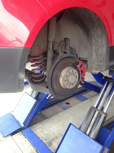amortiguadores originales volkswagen gti mkv