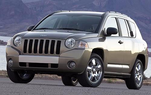 amortiguadores trasero caliber jeep compass