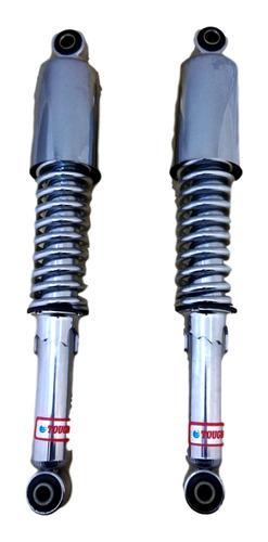 amortiguadores traseros calle 37,5 cm cuotas