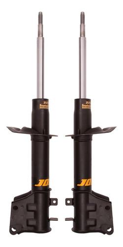 amortiguadores vástago corto fiat palio 1.3 mpi 2001-2004