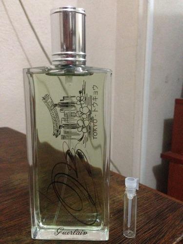 amostra 1ml - guerlain - une ville, un parfum