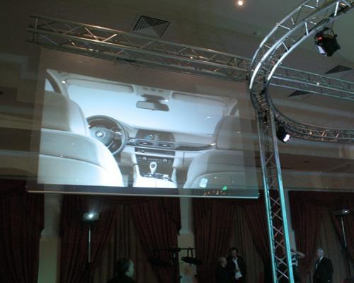 amostra película de projeção invertida espelhada mirror a4
