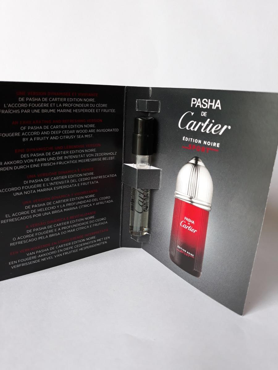 113bb9e2d96 amostra perfume pacha de cartier edition noire sport fretegr. Carregando  zoom.
