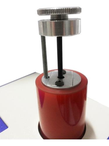 amostrador manual para análises headspace em cromatografia