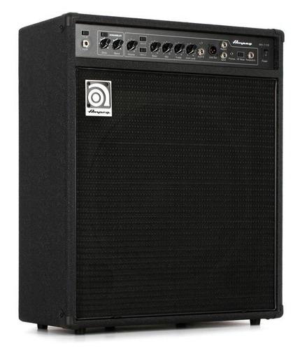 ampeg ba115v2 combo cabezal amplificador de bajo