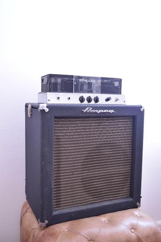 ampeg portaflex sb-12,1965 blue diamond, parlante jensen¡