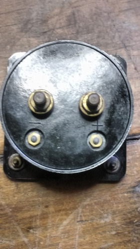 amperímetro antigo