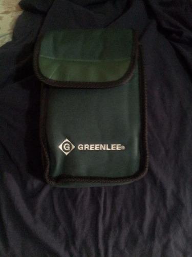 amperímetro con pinza greenlee