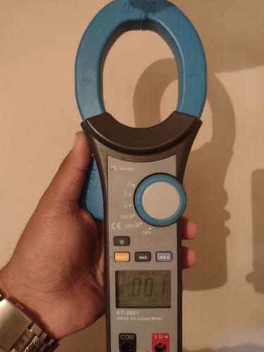 amperímetro de alta e baixa tenção 500 reais 2 meses de uso