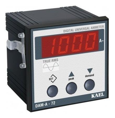 amperimetro digital 72x72 se-72 200/5aa db ampdig02