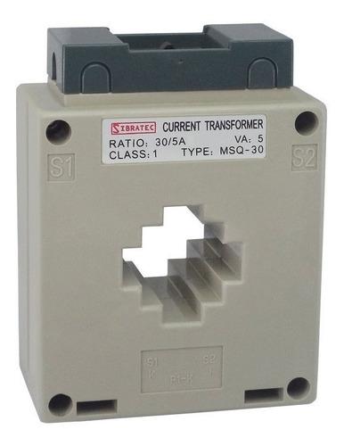 amperímetro digital aob294i-5k1 c/ saída de alarme 48x96 mm + tc 30/5