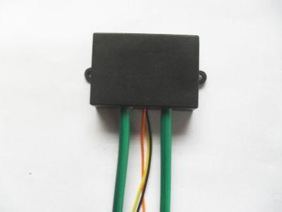 amperímetro digital automotivo 200a, shunt de efeito hall