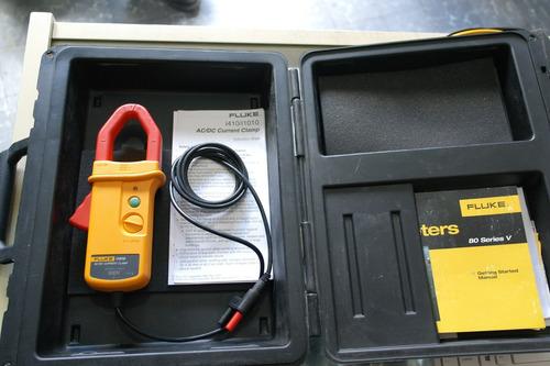 amperimetro fluke i1010