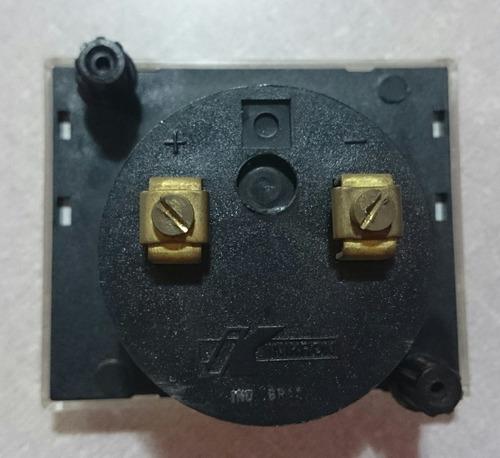 amperimetro microamperimetro analogico