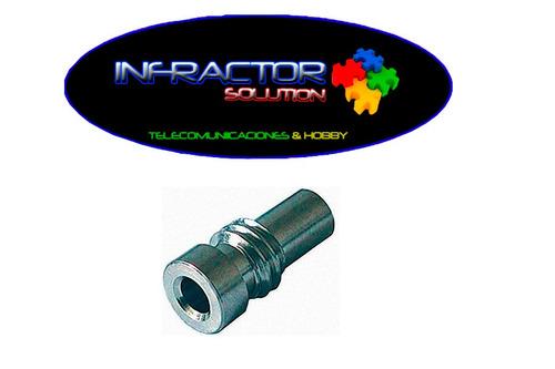 amphenol adaptador ug-176 para pl-259 cable rg-58 rg-59 rg8x