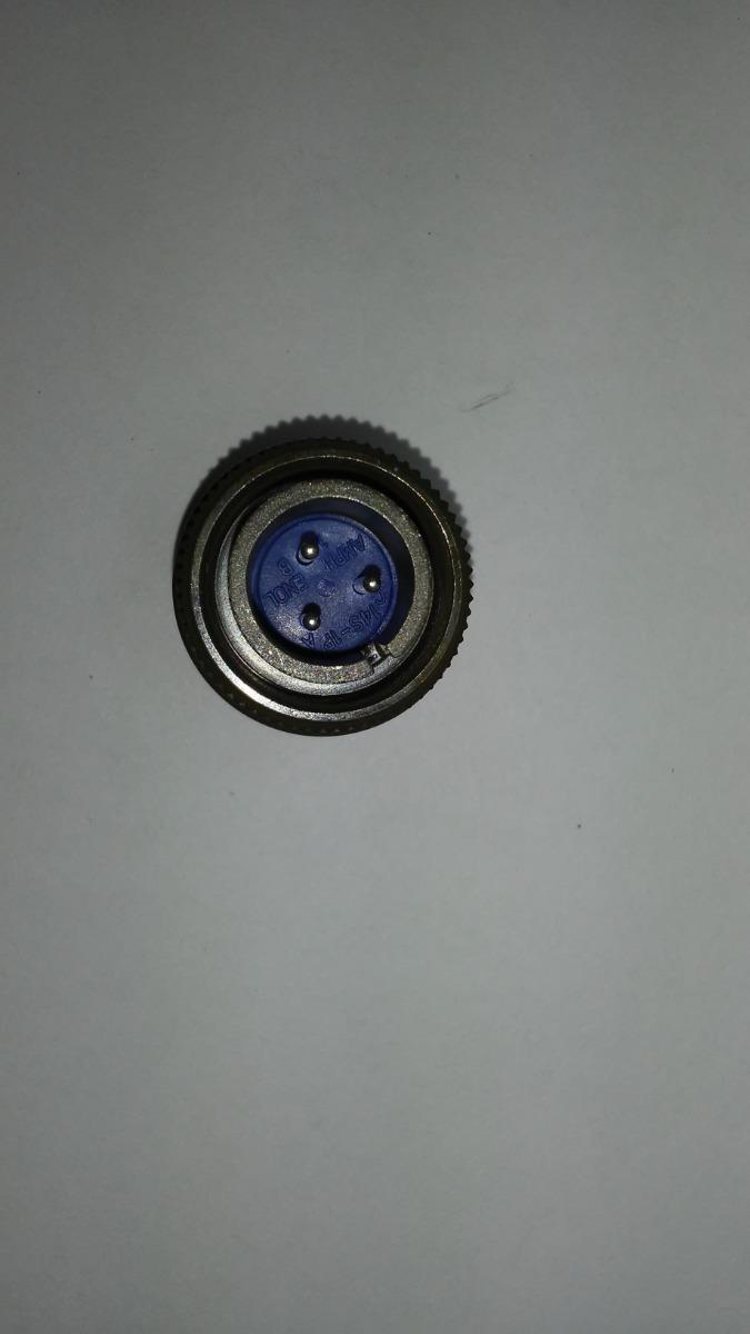 equivalente en Mil-C-5015 97 Series 6 contactos Conector circular insertar Pin así que