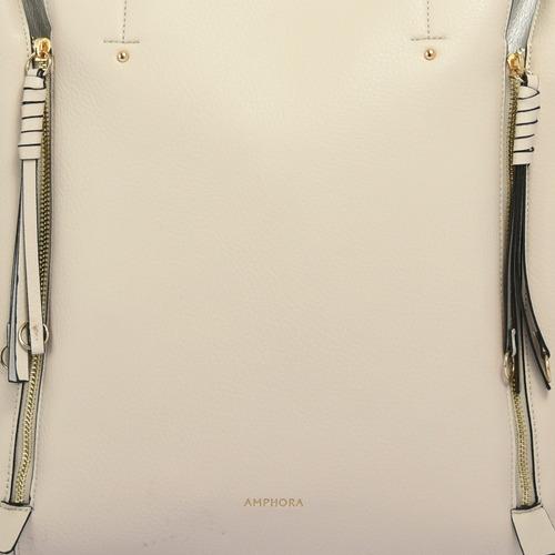 amphora mika cartera dos asas shopping bag mujer