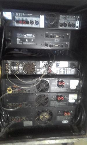 ampificador qsc mx 2000