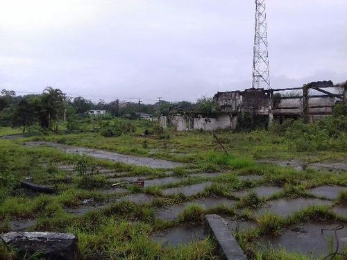 ampla área de antiga fábrica, no jardim aguapeú - ref 3495