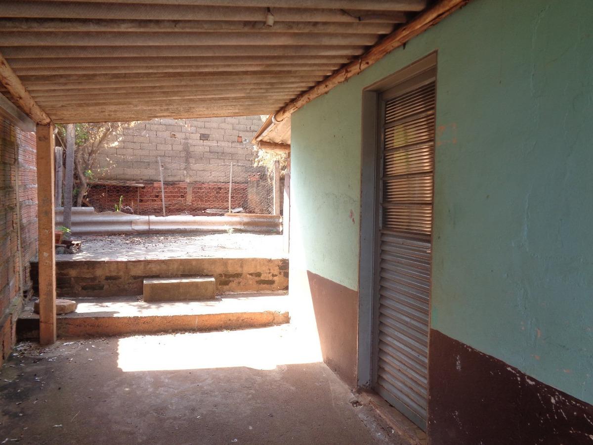 ampla casa 2 dormitórios - guaranésia mg