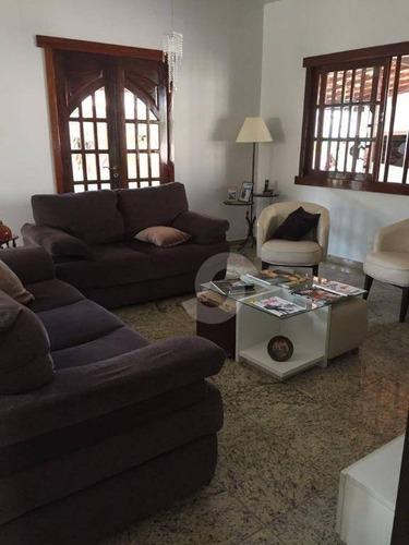 ampla casa em itaipu - ca0832