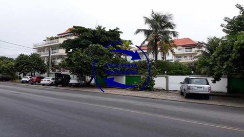 ampla casa à venda, 773m², frente de rua, a uma quadra da praia da macumba!  terreno com 600m². - 1331