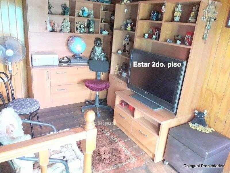 amplia casa 4d / 3b / 5 est. metro vivaceta .