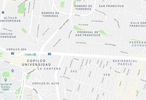amplia casa a minutos  del metro copilco, coyoacán