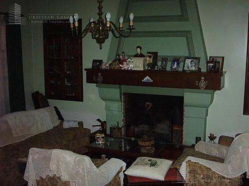 amplia casa de estilo inglés en excelente estado - ituzaingó norte