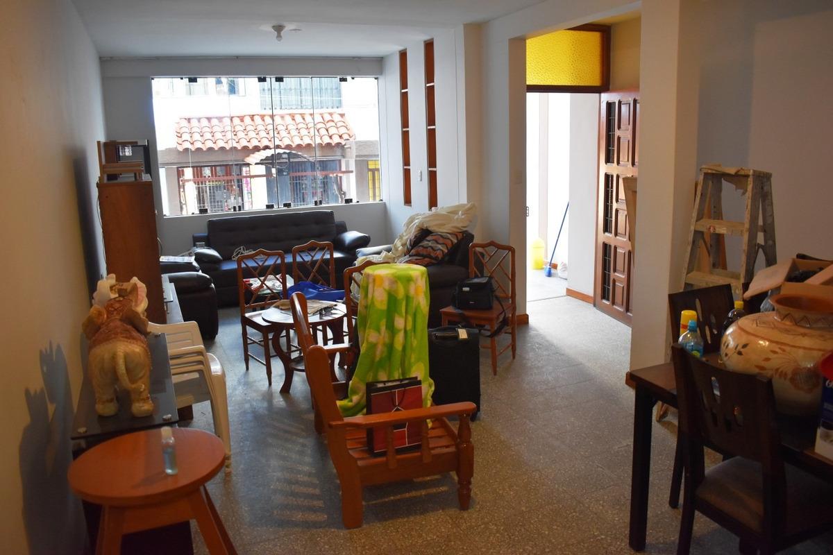 amplia casa en alquiler, excelente ubicación - zona centro