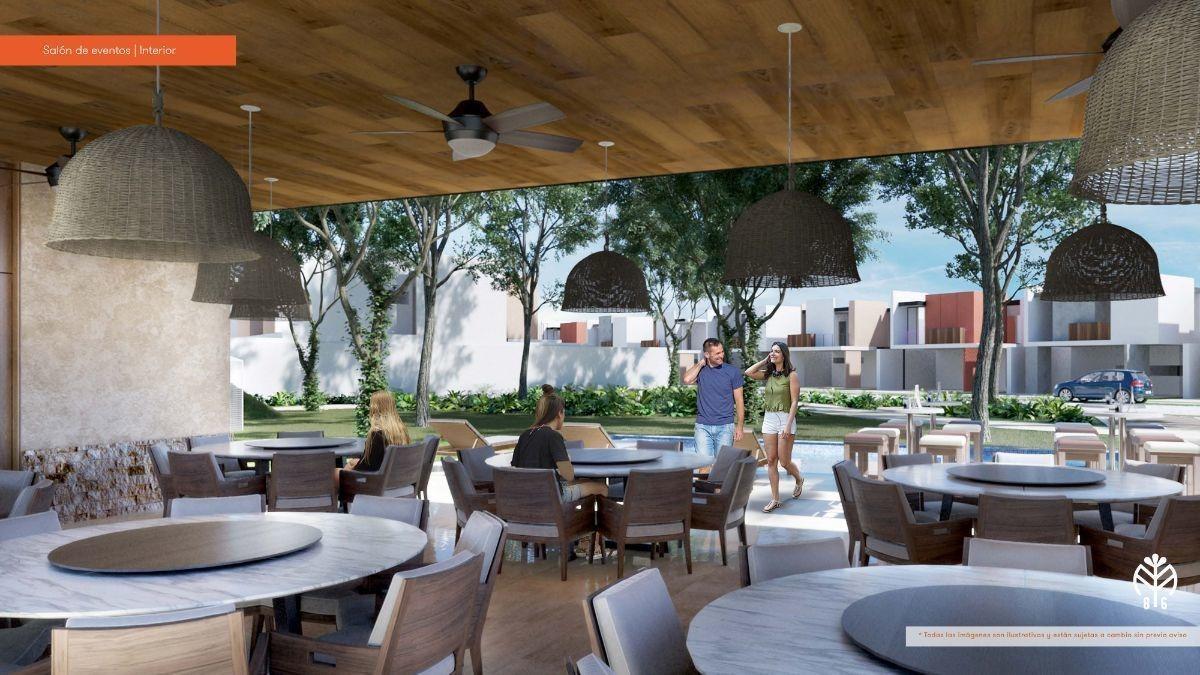 amplia casa en privada de macora, norte de mérida, yucatán