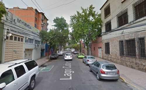 amplia casa en remate en col. anahuac, miguel hidalgo.