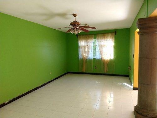 amplia casa en renta en chamilpa, zona norte en cuernavaca