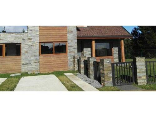 amplia casa nueva en fundo el venado, andalue con av. michimalonco