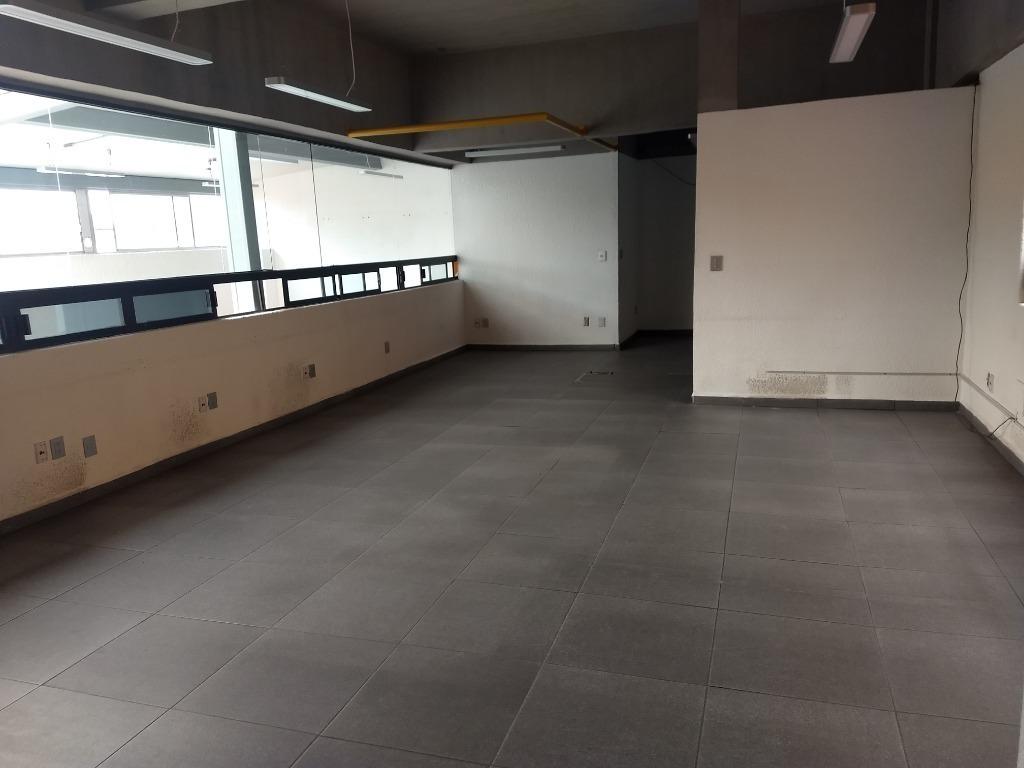 amplia oficina de142m2, en la zona centro de la ciudad de méxico