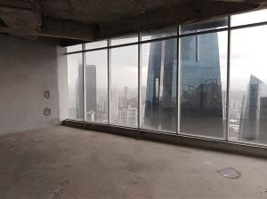 amplia oficina en alquiler en f&f tower bella vista panama
