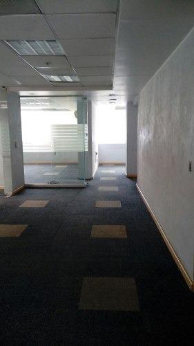 amplia oficina en polanco
