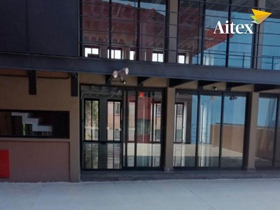 amplia y cómoda oficina en renta en la colonia roma norte